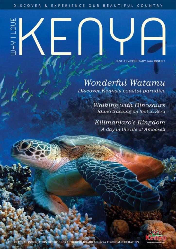 WhyILoveKenya Magazine