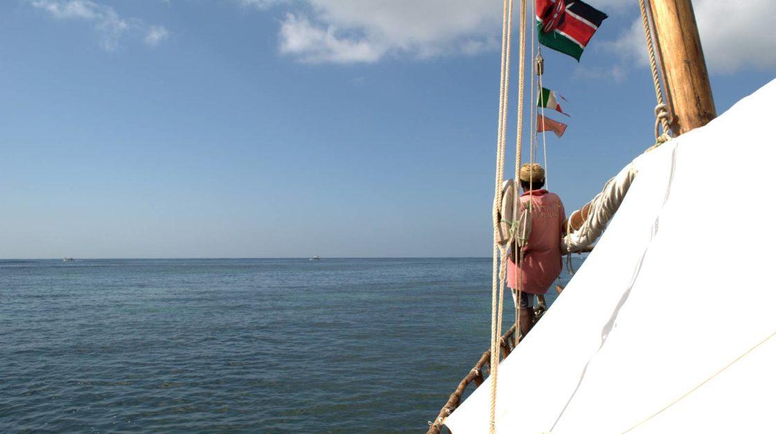 Dhow cruise in Watamu, Kenya