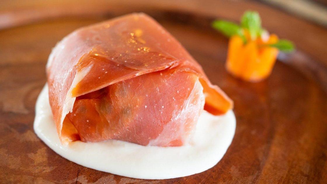 Parma Ham Pie