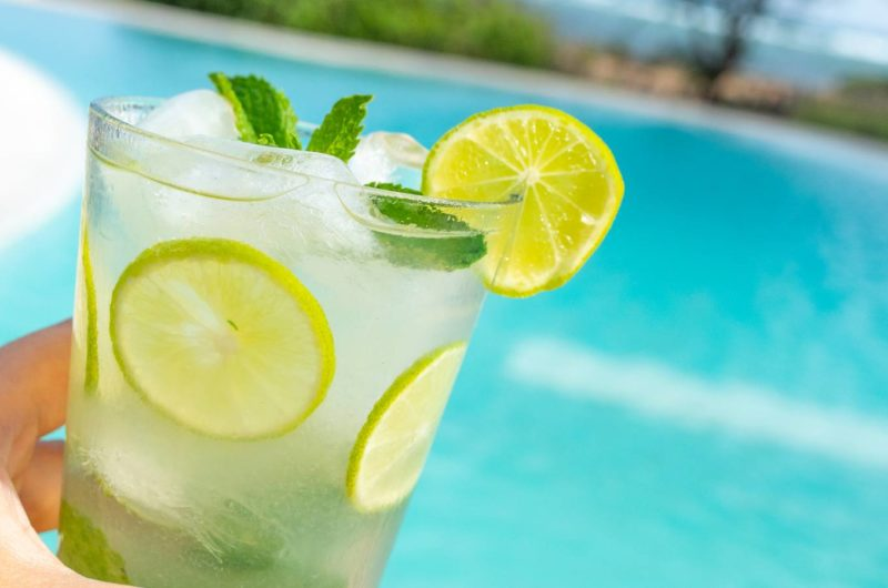 Mint Lime Juice