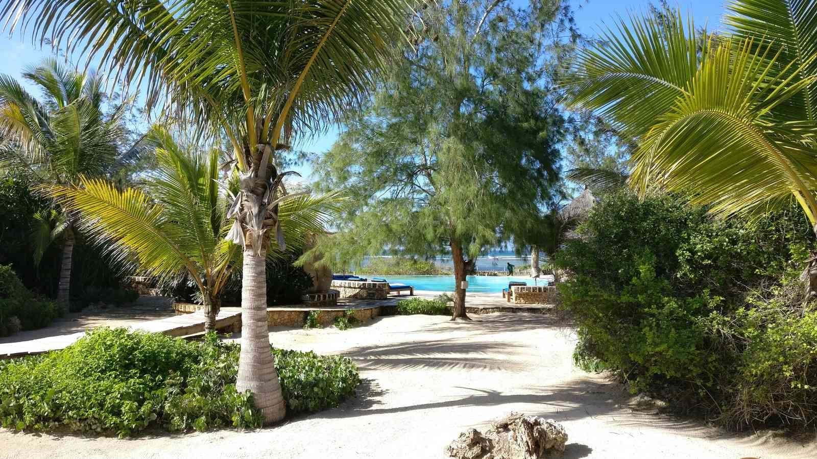 Likely the best hotel in Watamu